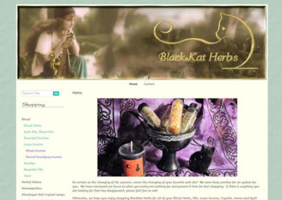 BlackKat Herbs