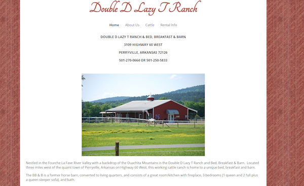 DoubleD LazyT Ranch