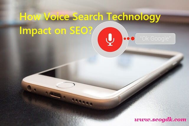 Voice Search Text Search