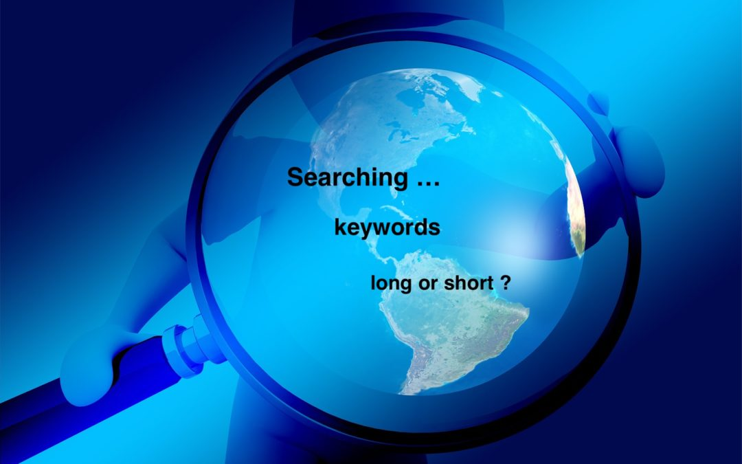 Keywords, long and short